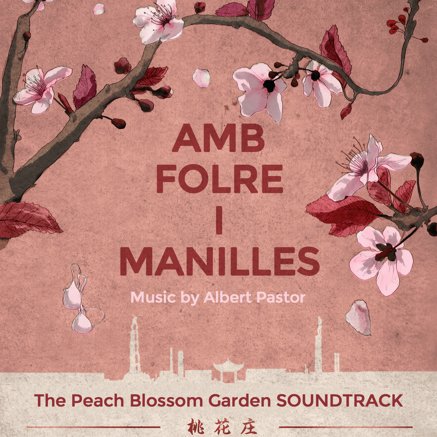 Albert Pastor Folre i Manilles Soundtrack Peach Blossom Garden