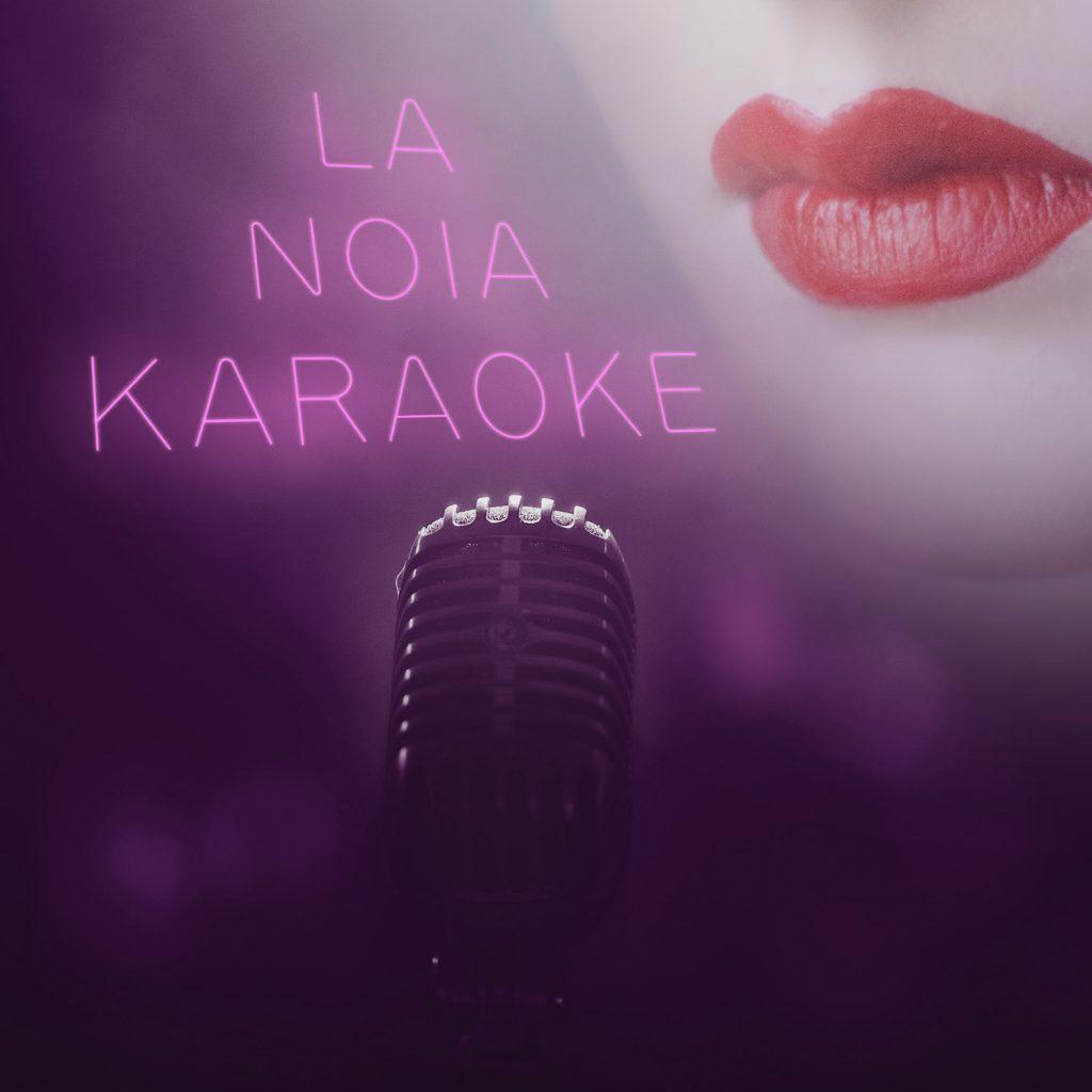Portada del nou single La noia karaoke